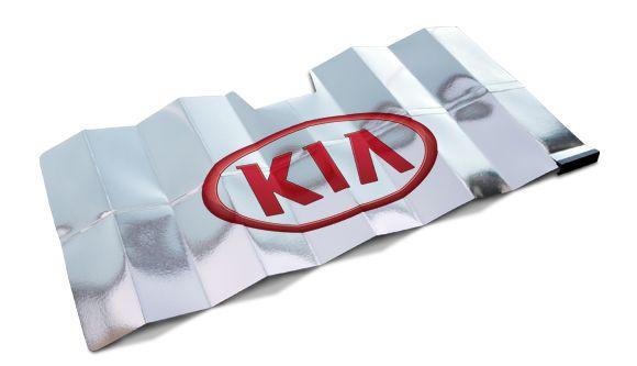 Oder Auto Sonnenschutz Frontscheibe Compact Metalic ist ein original-Patent zurück…