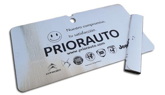 Parasoles Coche Personalizados