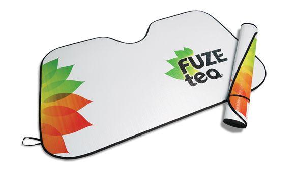 Sonnenblende Auto Frontscheibe Jumbo Car großer Sonnenschirm benutzerdefinierte Film Aluminium honeycomb Metallic...