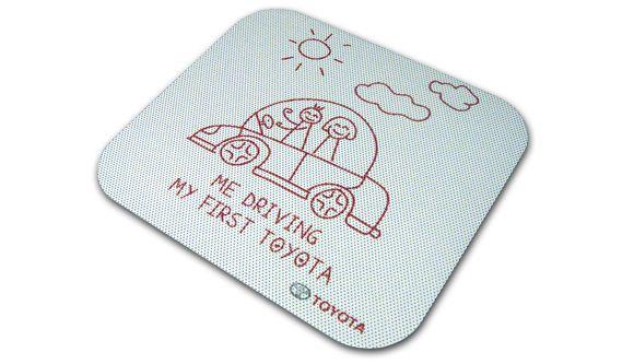Sonnenschutz Baby Auto Static Small. Wir können auch das gewünschte Format zu entwerfen