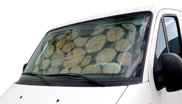Sonnenschutz Für Auto Jumbo Van großer Sonnenschirm benutzerdefinierte Film Aluminium…