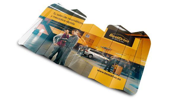 Unsere Sonnenschutz Fur Autos Maxi Offset (das meistverkaufte) im ökologischen Karton beschichtet Glanz…