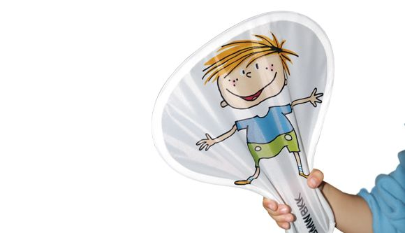 Personalised Hand Fans